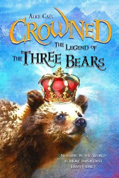 Book Cover: Crowned: The Legend of the Three Bears