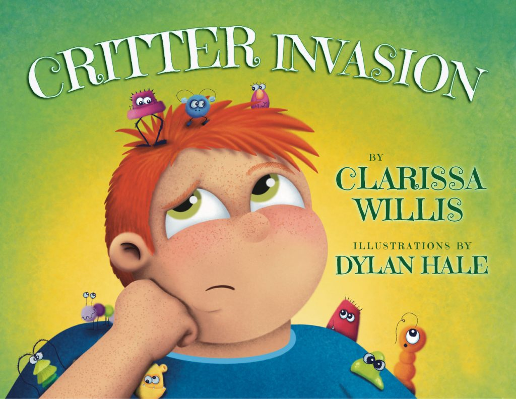 Book Cover: Critter Invasion