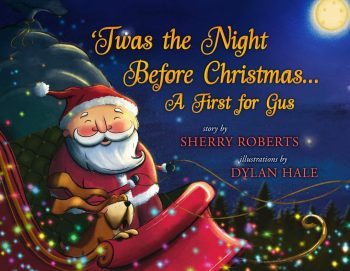 Book Cover: Twas the Night Before Christmas...a First for Gus