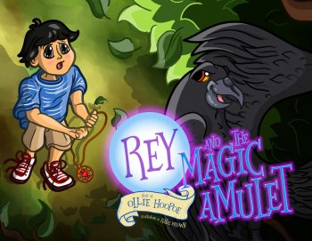 Book Cover: Rey and the Magic Amulet